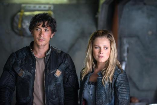 Bellamy & Clarke's Resolve – The 100 Season 4 Episode 3