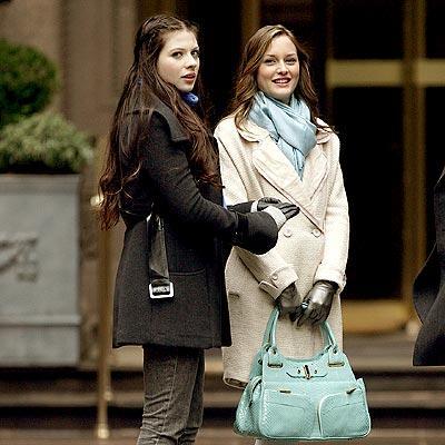 Leighton and Michelle Photo