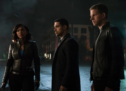 Watch Minority Report Season 1 Episode 8 Online