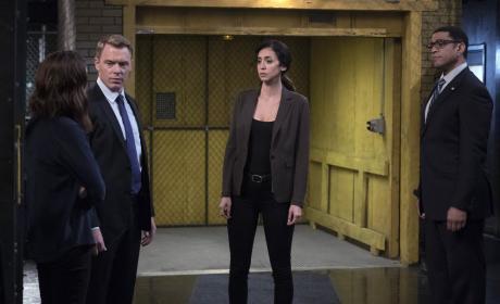 Liz has something to say - The Blacklist Season 4 Episode 9