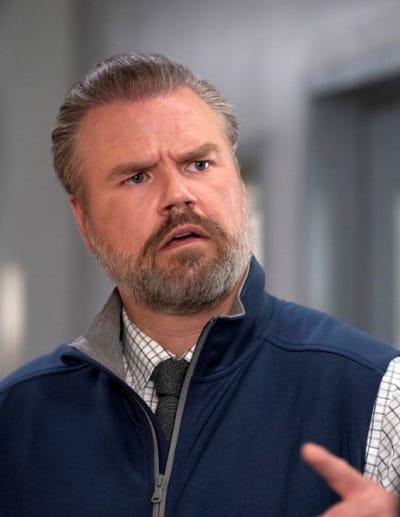 Iggy the Work Therapist - tall - New Amsterdam Season 4 Episode 4