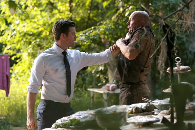 Angry Elijah - The Originals Season 3