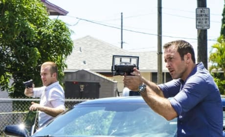 Urban Vigilante Tall  - Hawaii Five-0 Season 9 Episode 9