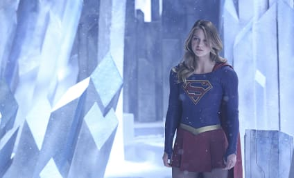 Supergirl Season 2: Look Who's Swooping In!