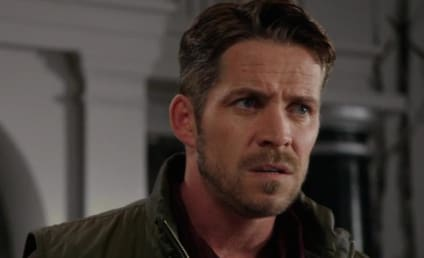Sean Maguire Teases Robin Hood's Past, Battles Ahead on Once Upon a Time