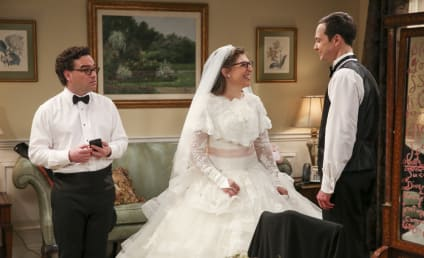 TV Ratings Report: The Big Bang Theory & Grey's Anatomy Surge