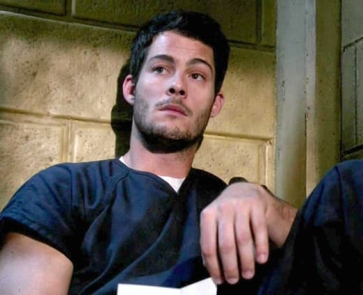 Brian Hallisay on The Client List