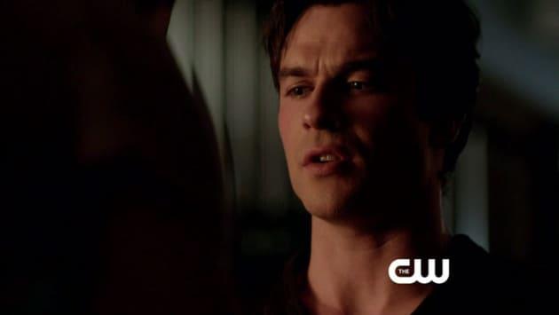 Damon in No Exit