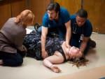 Scrambing to Help - The Night Shift