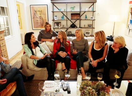 Watch The Real Housewives of New York City Season 7 Episode 2 Online
