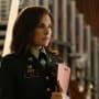 Juliana Margulies in Uniform - The Hot Zone