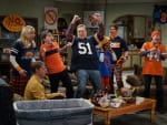 The Bears/Packers Game - The Conners