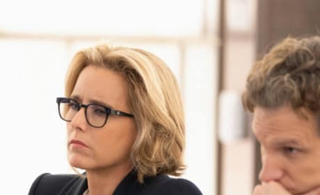 (TALL) Bess and Jay At Conference - Madam Secretary Season 5 Episode 6