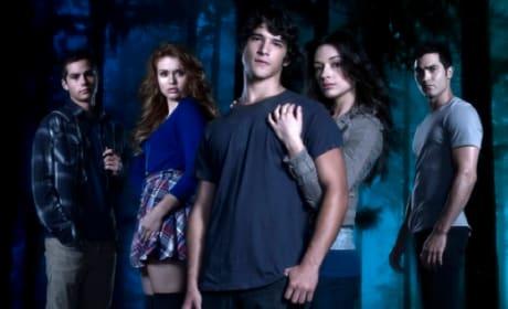 Teen Wolf Cast Photo