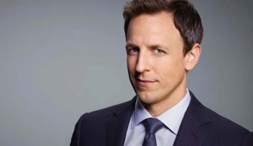 Seth Meyers Late Night Picture