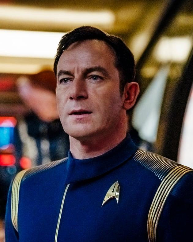 Lorca Star Trek Discovery Season 1 Episode 4 Tv Fanatic