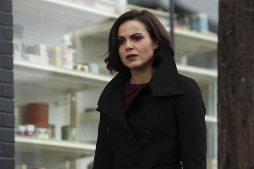 Worried Regina - Once Upon a Time Season 6 Episode 12