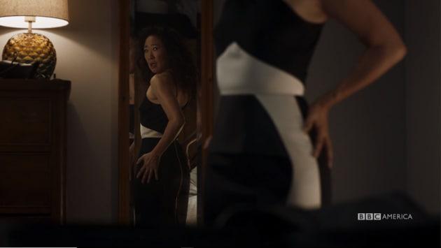 That Dress - Killing Eve Season 1 Episode 5