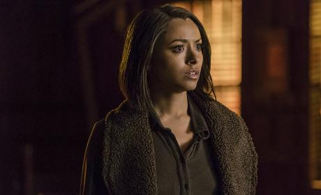 Bonnie in Danger - The Vampire Diaries