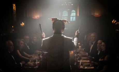 Pyg the Host - Gotham Season 4 Episode 9