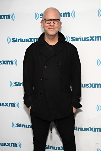 Ryan Murphy Attends SiriusXM Event
