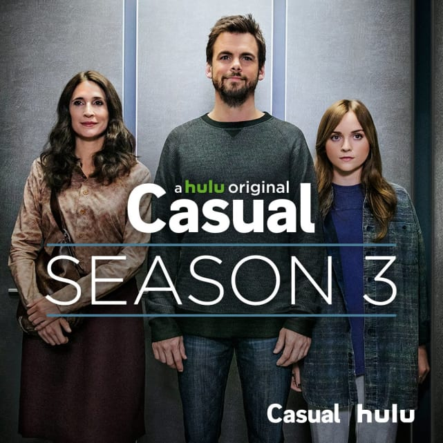 Casual - May 23rd on Hulu