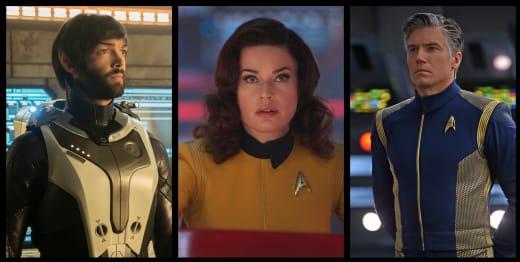 Classic Trek Trio - Star Trek: Discovery