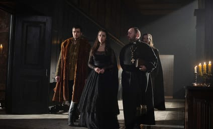 Reign Season 3 Episode 18 Review: Spiders in a Jar
