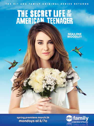 Secret Life of the American Teenager Poster