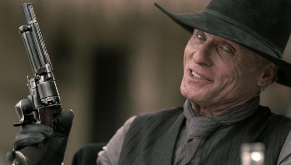 The Man in Black - Westworld