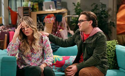 The Big Bang Theory Review: Umm....