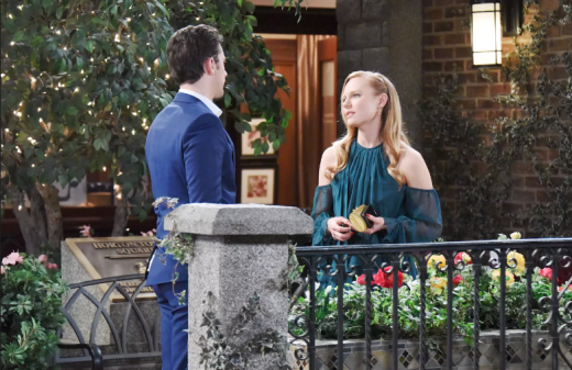 Abigail Hides the Truth - Days of Our Lives