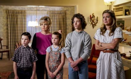 Watch Young Sheldon Online: Season 2 Episode 9