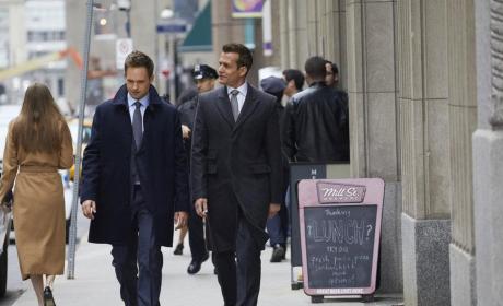 Friends Again? - Suits Season 7 Episode 4