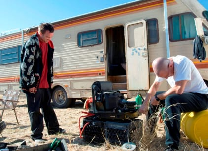 Watch Breaking Bad Season 2 Episode 9 Online