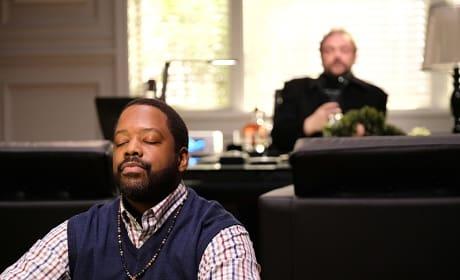 Time to meditate - Supernatural Season 12 Episode 7