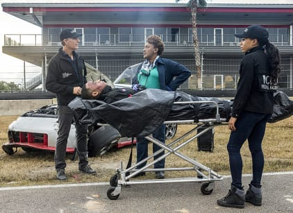 Watch NCIS: New Orleans Season 3 Episode 9 Online