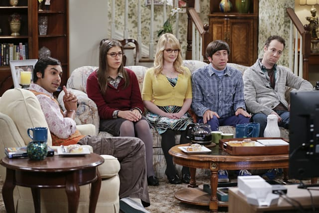 What Are We Watching? - The Big Bang Theory Season 9 Episode 1