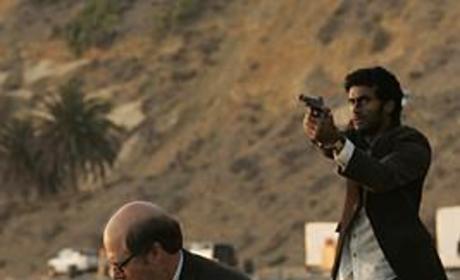 Mohinder Takes Aim