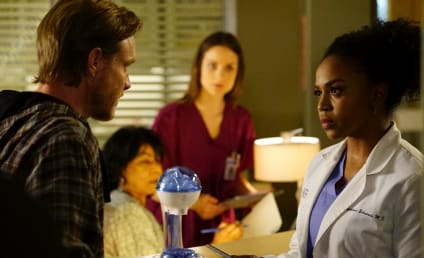 Grey's Anatomy Photo Preview: The End For Stephanie?