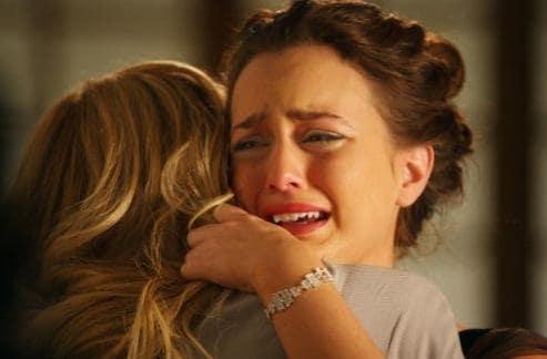 Sad Blair