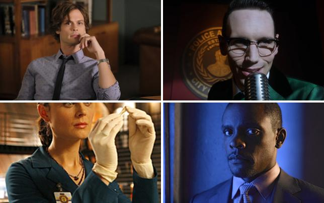 Spencer reid criminal minds