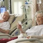 Two Senior Citizens