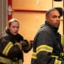 Ben and Maya - Station 19 Season 2 Episode 8