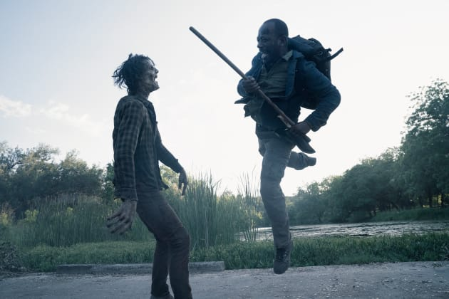 I Know Kung Fu! - Fear the Walking Dead Season 4 Episode 16