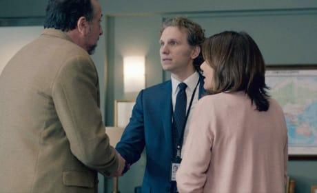 Cold Comfort - Madam Secretary Season 4 Episode 18