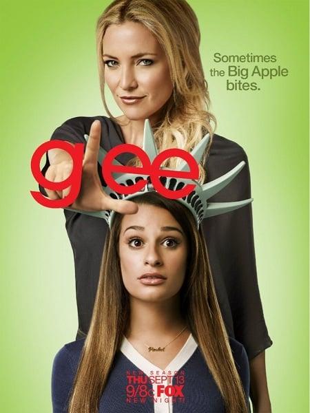 Glee Season 4 Poster
