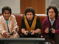 The Big Bang Theory Season 3 Episode 22