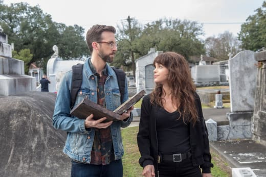 Hunting For a Murderer - NCIS: New Orleans