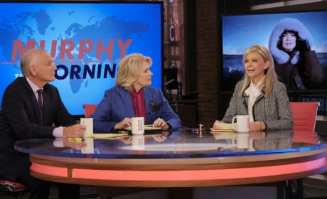 Frank, Murphy, and Corky Reporting - Murphy Brown